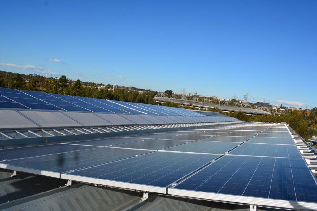 commercial solar Blacktown